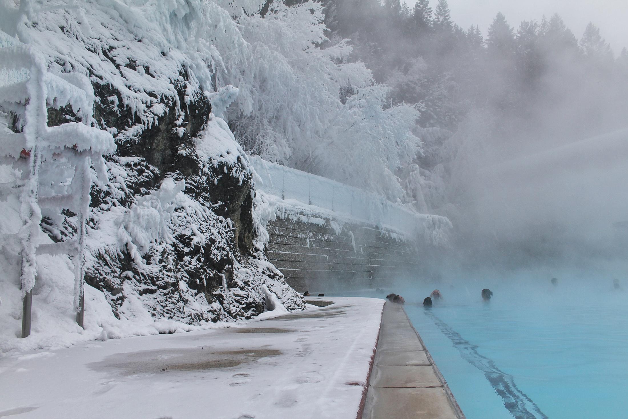 SkiBC: Radium Hot Springs