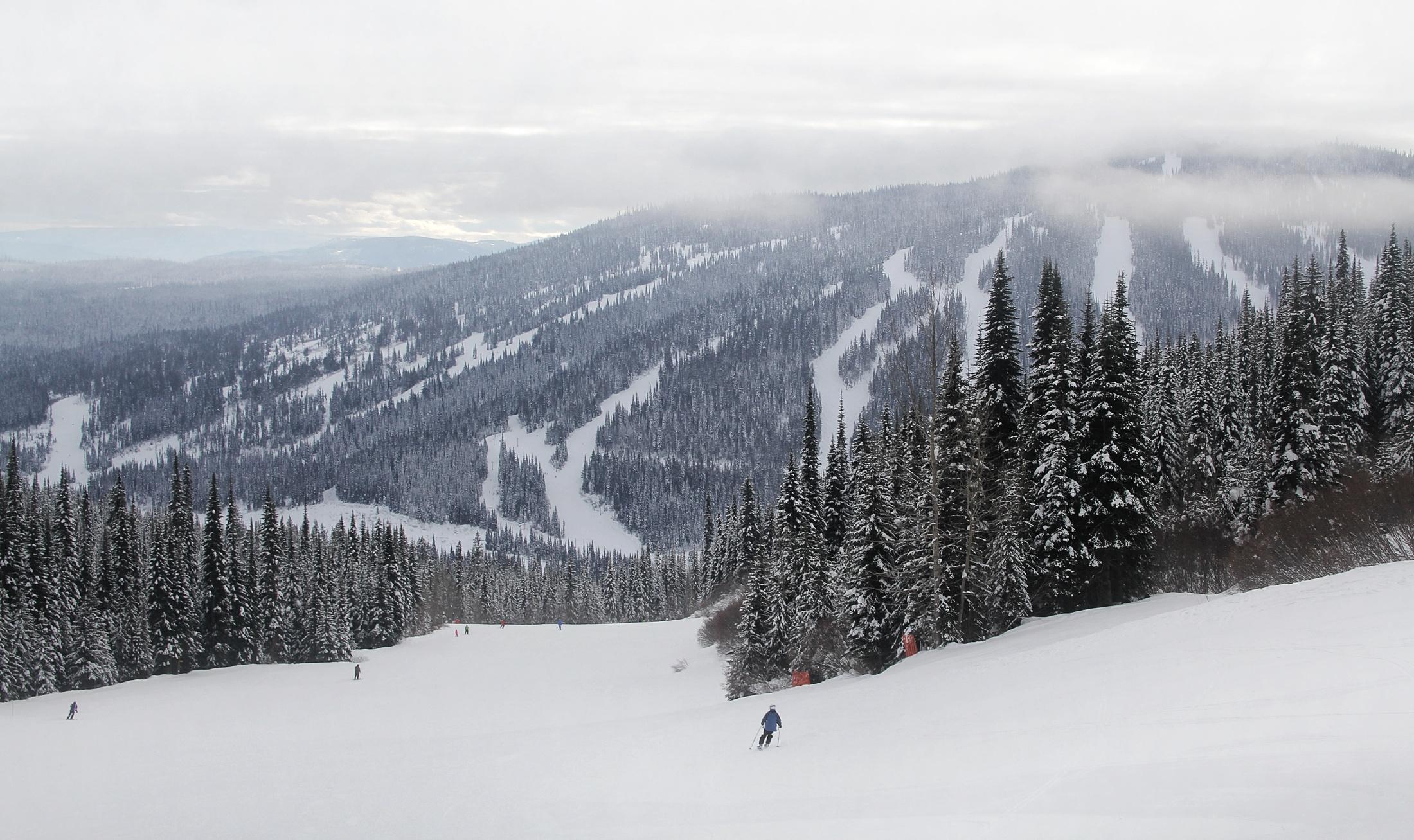 SkiBC: Sun Peaks Resort