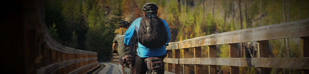 #Route97: Kettle Valley Trail, B.C.