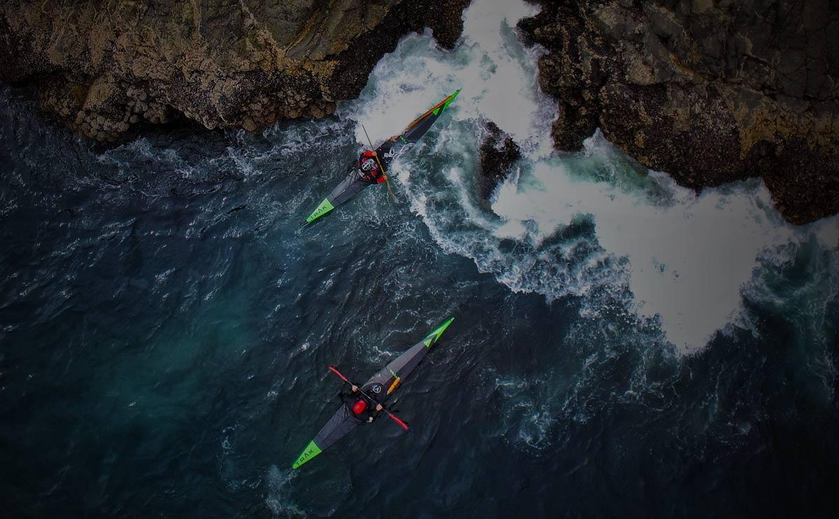 Dax Justin X TRAK Kayaks