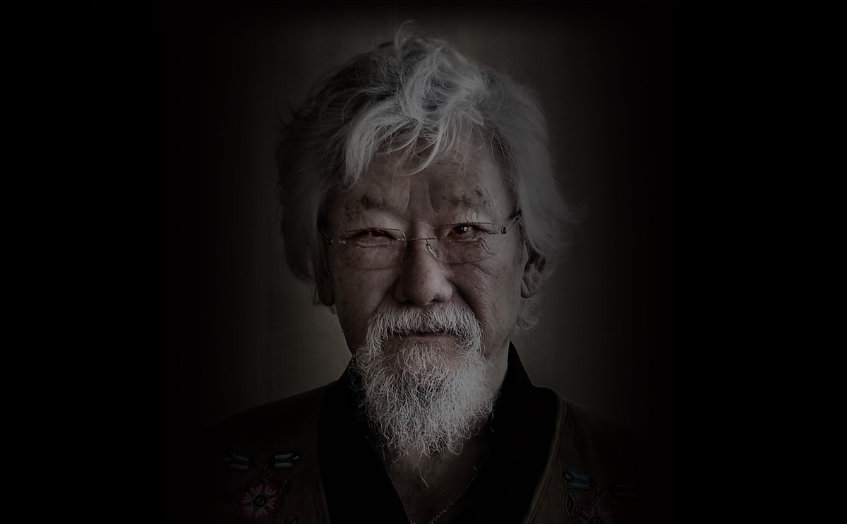 Meeting a WARRIOR: Dr. David Suzuki